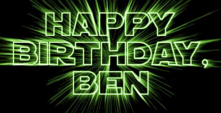 Image result for Happy Birthday Ben
