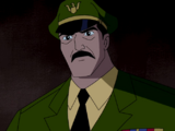 Colonel Rozum (Ultimate Hero)