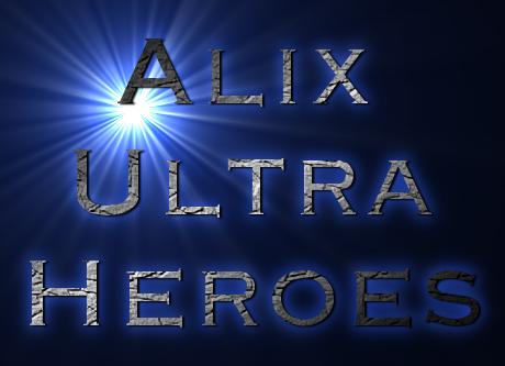 Alix- Ultra Heroes