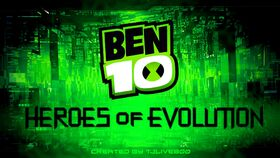 Ben 10 Heroes of Evolution