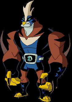 Blue Rathin Hawk