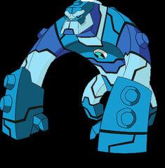 Build-A-Guy (Legorilla)