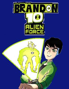 Brandon 10 Alien Force - The Game