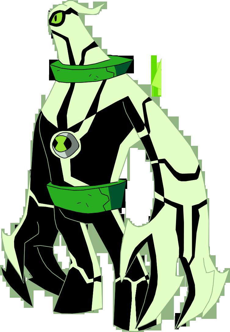 Ghostgrade (Biomnitrix Unleashed)   Ben 10 Fan Fiction ...