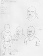 Ryder Concept Art - Raggy
