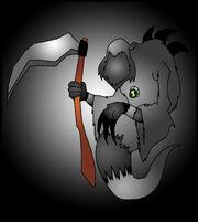 Grim Reaper For ShahZeb Shah (Base By Sandvich On Deviantart)