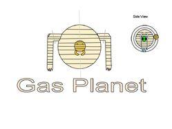Gasplanet