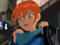 Adult Gwen ( Ben 10,000 version )
