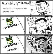 Ben 10 Gentlemen Meme