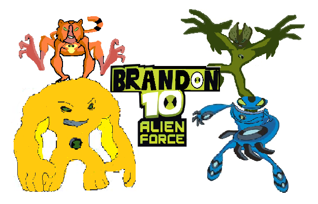 List of brandon 10 alien force aliens ben 10 fan fiction wiki brandon10afaliensposter voltagebd Gallery