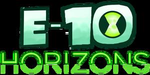 E-10- Horizons (2020) logo