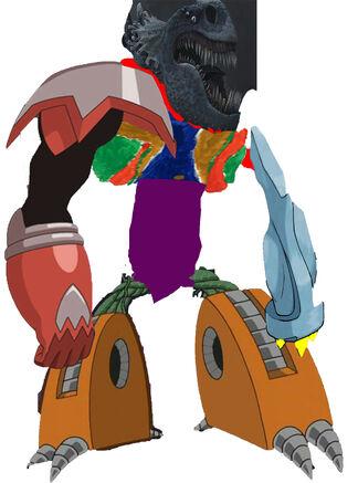 Super Mutant 5 Killgore