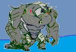 Brandon 10 - Robot Ro-Warasaur