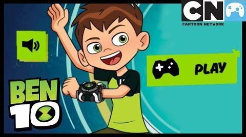 Ben 10 1 HOUR Gameplay Cartoon Network