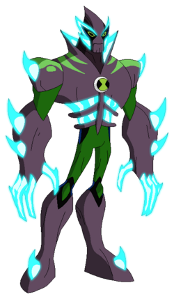 Omni-Enhanced Swampfire Glowing
