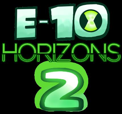 E-10 Horizons - Season 2 logo