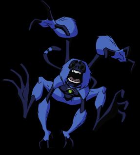 Spider Monkey Ben 10