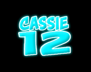 Cassie 12 Logo by Nick