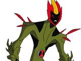 Stinkplant (Earth-32)/Dimension 99