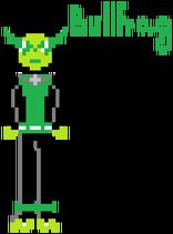 Pixel Bullfrag