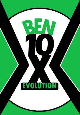 Ben 10 X Evolution Logo 3