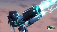 Mechanical Laser beam