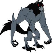 Caleb 13 as Blitzwolfer