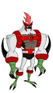 Official Kickin Hawk