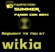 Summer Fanon Con 2014