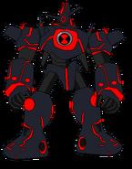 Rex's Galvan Armor