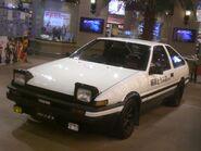 Sprinter Trueno 1600 GT (AE86)