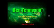 BEN POSTER APHELION