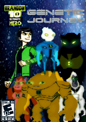 Genetic Journey Cover