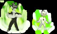 Ikari Ditto and Ikari Echo Echo