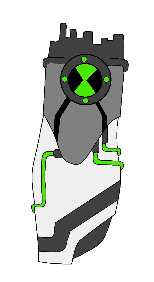 Infinitrix (Dylan 11: Ultimate Evolution) | Ben 10 Fan Fiction Wiki