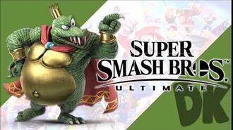 Victory! King K. Rool Super Smash Bros. Ultimate