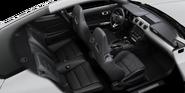 NFS Mustang Interior