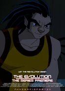 The Evolution fake poster