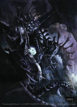 Xenomorph Dracus-1-