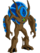 Ultimate Swampfire (Earth-32)/Dimension 1