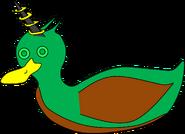 Unicorn Duck by Joe