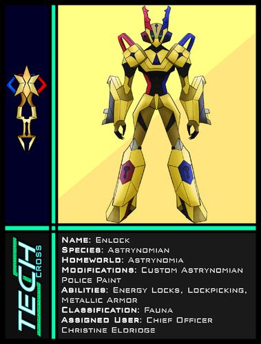 Enlock Card