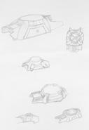 Ultimatrix Concept Art