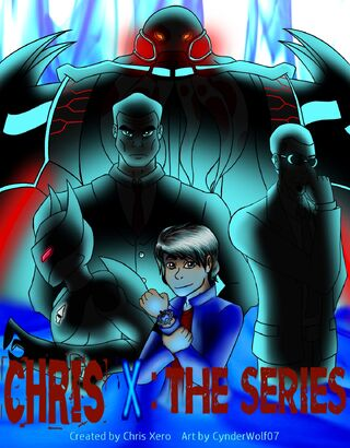 Chris X The Series teaser poster