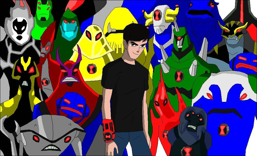 Generator Rex & Richard 10: Heroes of Today | Ben 10 Fan Fiction ...