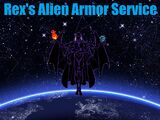 Rex's Alien Armor Garage