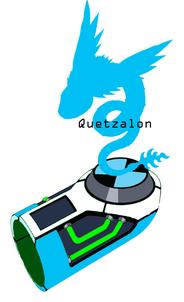Shade 10 Quetzalon Holo