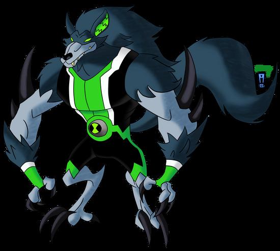 E-10, Blitzwolfer