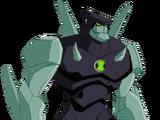 Diamondhead (Earth-32)/Dimension 1