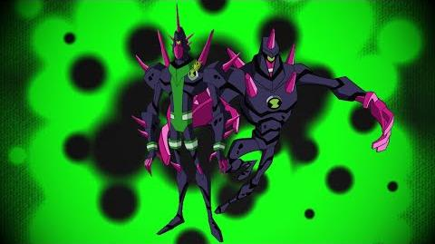 Ben 10 Videos/BEN 10 ALL VERSIONS OF CHROMASTONE